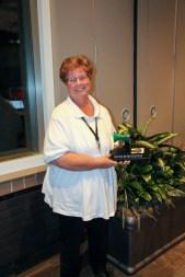 Julie Clapp, Greenhorn/Rookie Award winner