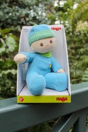 For the littlest ones on your shopping list! Haba Doll - $17.95
