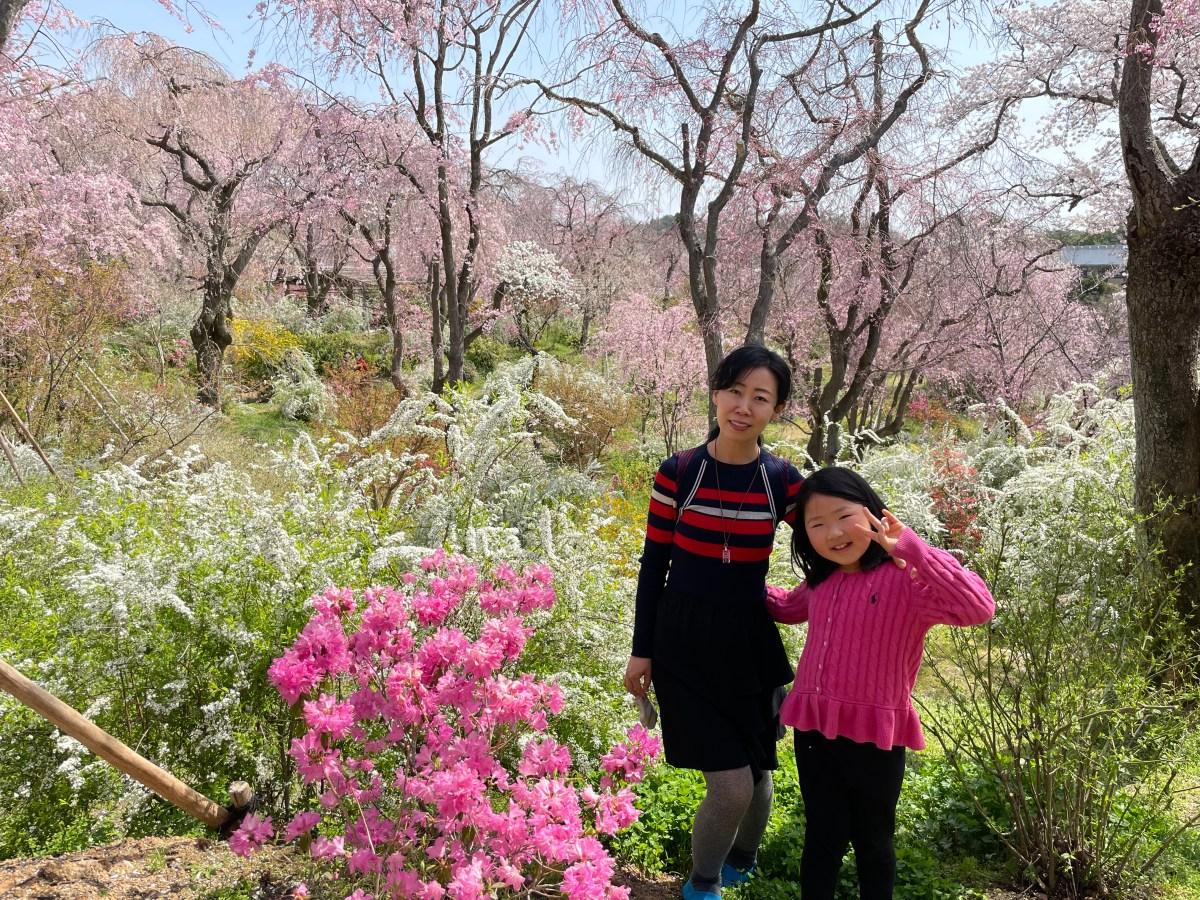 2021年桜を満喫