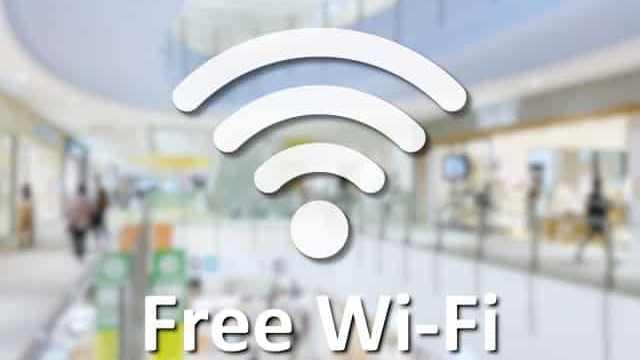 Wi Fiスポット