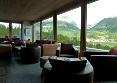 Panorama Bar im Nira Alpina
