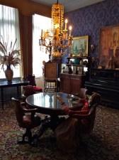 Der blaue Salon im Ensor-Haus