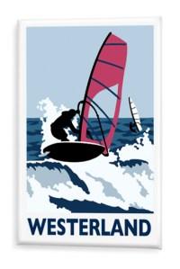 Surfer in Westerland