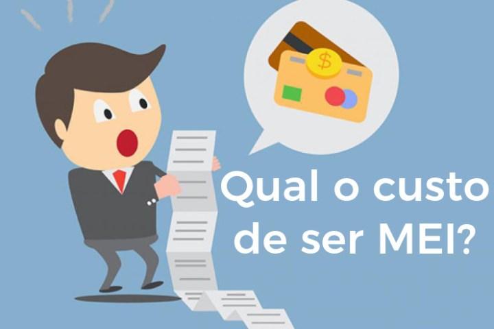 Qual o custo de ser MEI? - Contabilidade online para Microempreendedor Individual (MEI) com emissão de nota fiscal carioca, nota fiscal eletrônica entre outros serviços