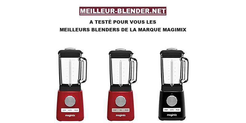 machine a mixer magimix bonne machine