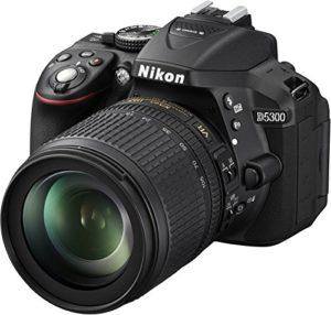 Comparatif Nikon D5300