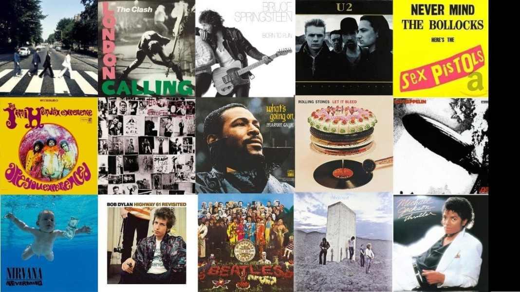 Découvrez le classement des meilleurs albums de tous les temps
