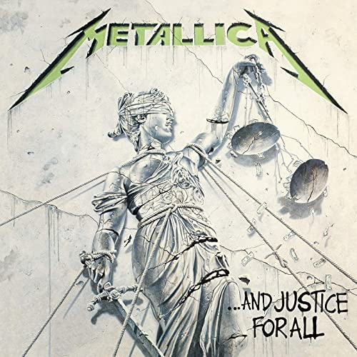Meilleurs Albums de Metallica - ...And Justice For All