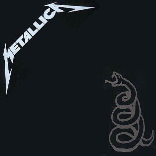 Meilleurs Albums de Metallica - Black Album