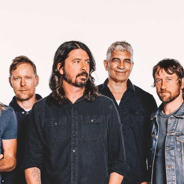 Groupe Foo Fighters