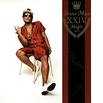 TOP 3 des meilleurs albums de Bruno Mars - 24K Magic