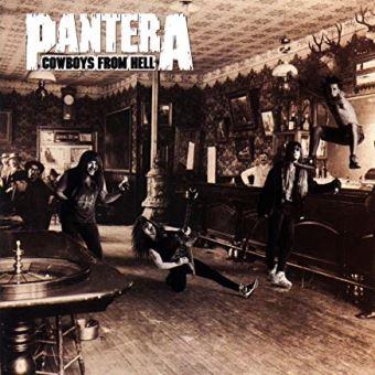 On a adoré Cowboys From Hell, un des tout meilleurs albums de Pantera