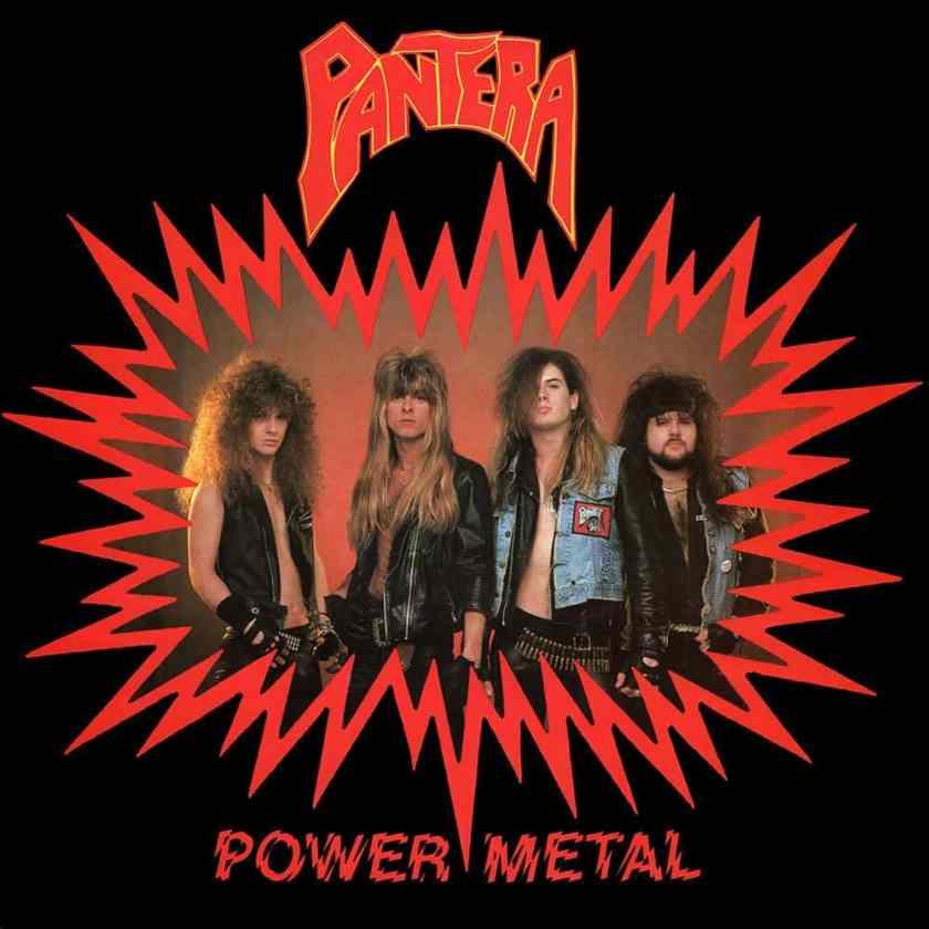 Power Métal a toute sa place dans notre top des meilleurs albums de Pantera
