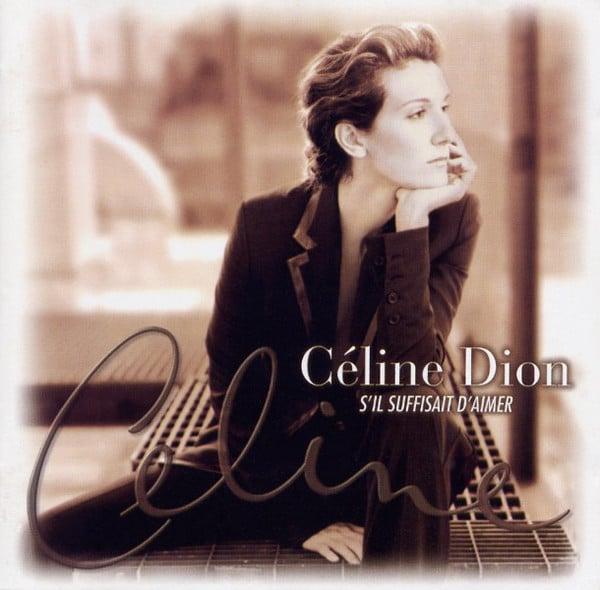 EN seconde place de notre classement des meilleurs albums de Céline Dion