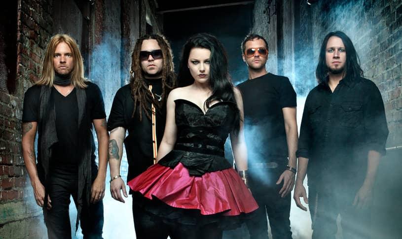 Découvrez le classement des meilleurs albums de Evanescence