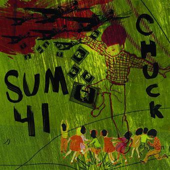 Chuck est LE Meilleur album de Sum 41, tout simplement