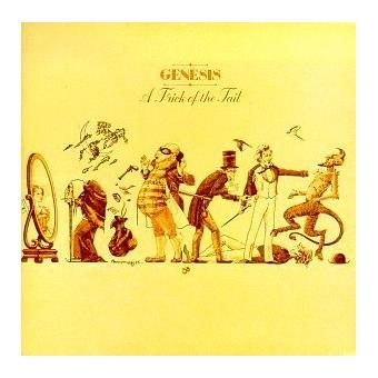 On a adoré A Trick Of The Tail, un des tout meilleurs albums de Genesis