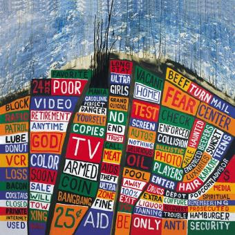 Hail To The Thief est en bonne place dans notre classement des meilleurs albums de Radiohead