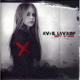 2ème meilleur album d'Avril Lavigne avec Under My Skin