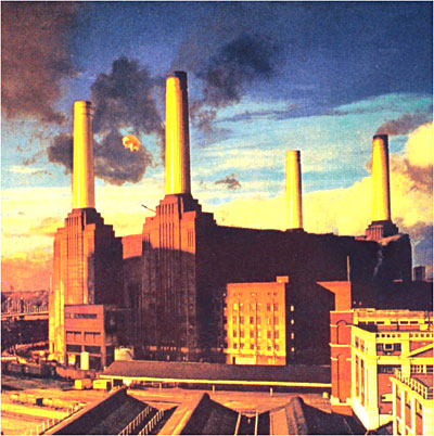 On a adoré Animals de Pink Floyd - un super opus