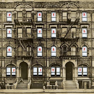 Bienvenue sur le podium des meilleurs albums de Led Zeppelin