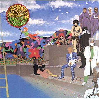 En bas de notre classement des meilleurs albums de Prince