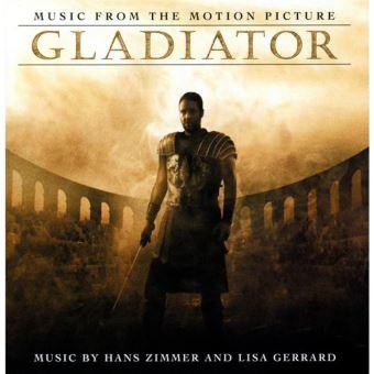 La bande son de Gladiator fait son entrée dans notre top 10 des meilleures musiques de films