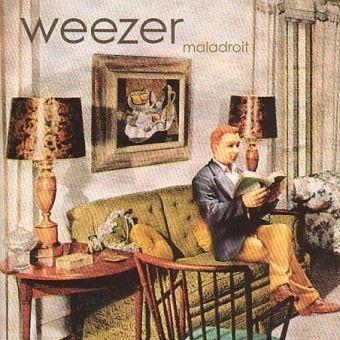 A la 6ème place de notre classement des meilleurs albums de Weezer