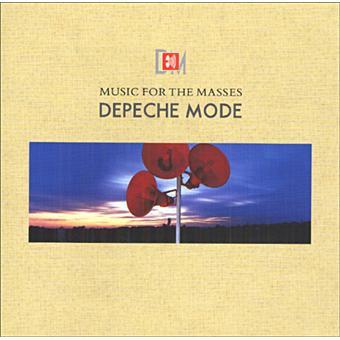 Une tres bonne 5ème place pour ce Music For The mAsses, un de smeilleurs albums de Depeche Mode