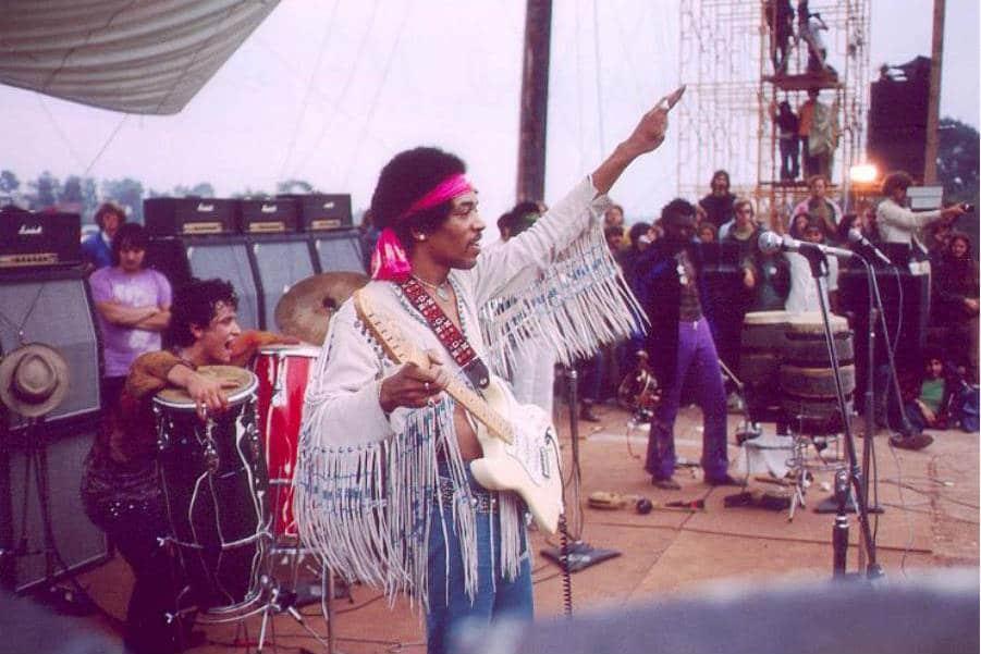Les meilleurs albums de Jimi Hendrix