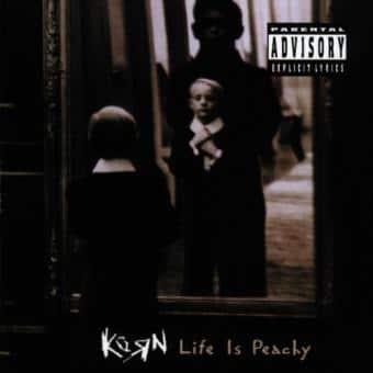 A la 6ème place de notre classement des meilleurs albums de Korn