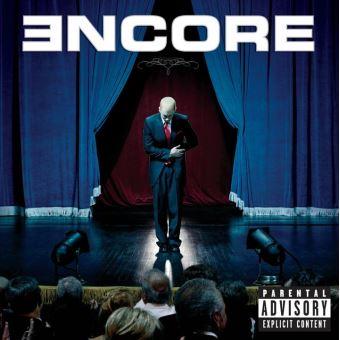En bas de notre classement des meilleurs albums d'Eminem