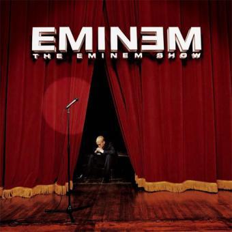 En 2ème place de notre classement des meilleurs albums d'Eminem