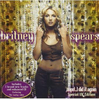 Dans le top 5 des meilleurs albums de Britney Spears