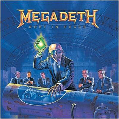 2ème album de Megadeath dans notre top 20 des meilleurs disques de métal