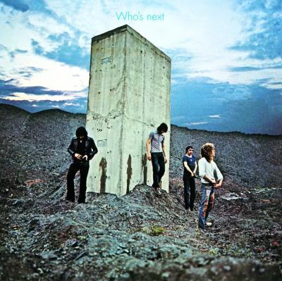 LE meilleur album de The Who est Who's Next