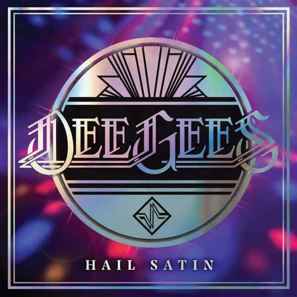 Foo Fighters – Dee Gees / Hail Satin – 2021