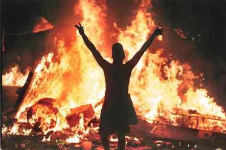 De nombreux dérapages lors de cette édition de Woodstock 1999