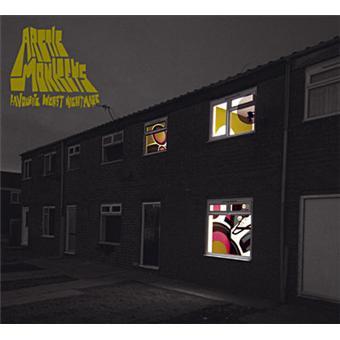 En bas de notre classement des meilleurs disques d'Arctic Monkeys
