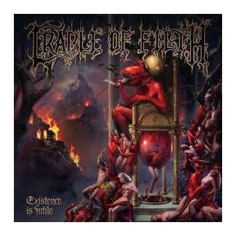 Découvrez notre chronique du nouvel album de Cradle Of FIlth en 2021