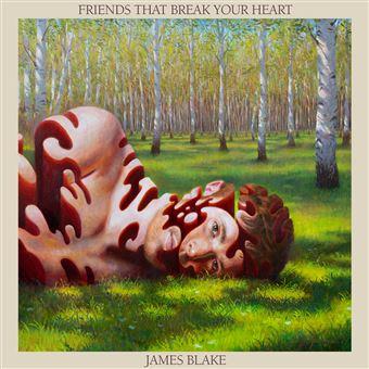 Notre chronique du nouvel album de James Blake, Friends That Break Your Heart
