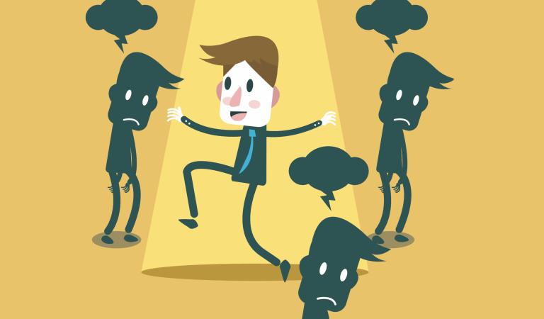 Uma técnica bem simples para eliminar Pensamentos Negativos