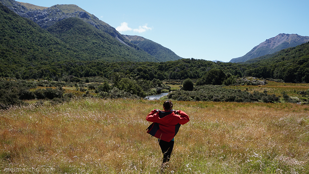Camping during New Zealand Working Holiday Visa