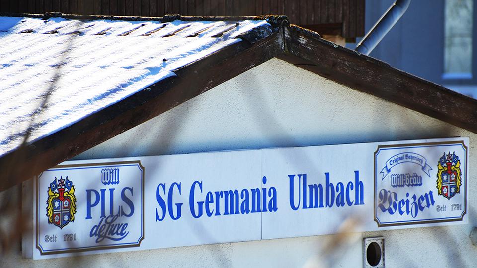 Land Hessen unterstützt SG Germania Ulmbach 1920 e. V.