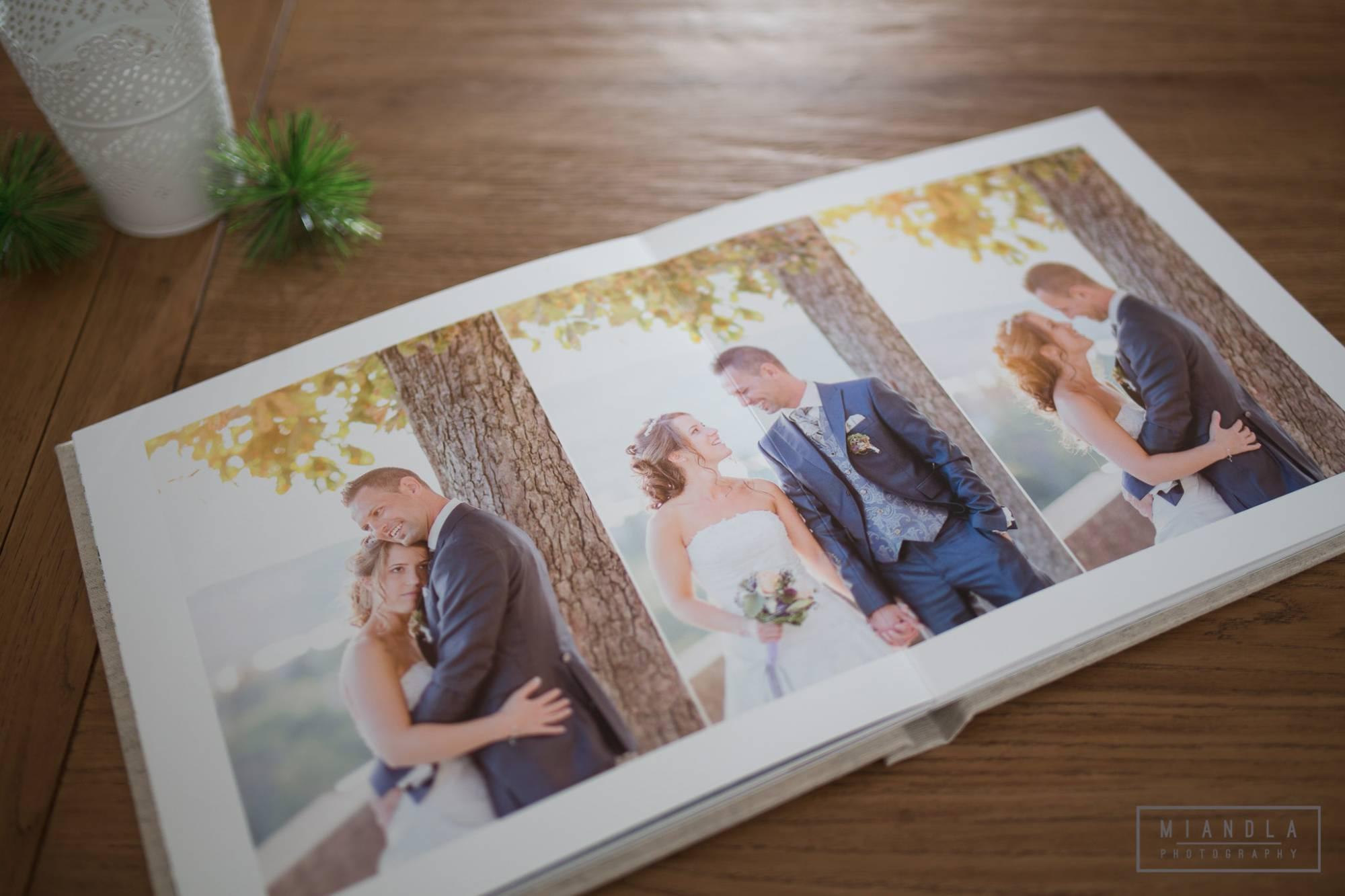 Professionelles Hochzeitsalbum fr deine Hochzeit