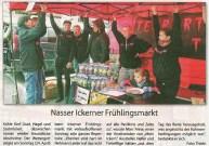 Nasser Ickerner Frühlingsmarkt