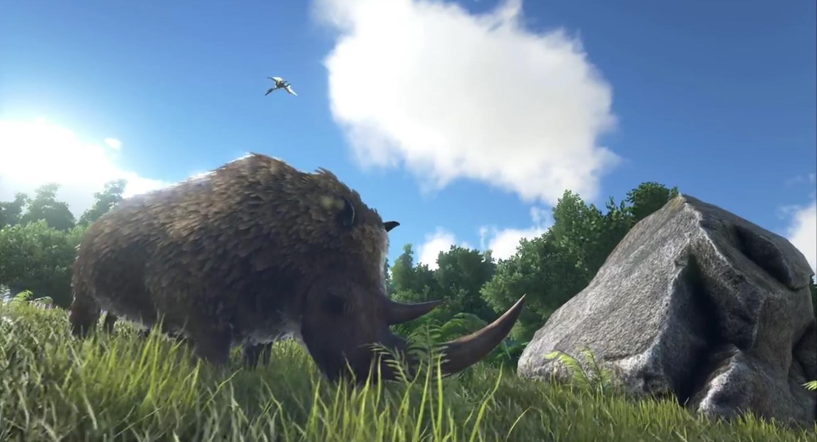 ARK Neue Auslschung Server Mit Meteoriteneinschlag