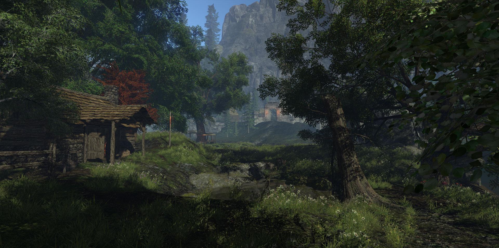 Pantheon So Ein Sauwetter Findet Ihr Nur In Diesem MMORPG