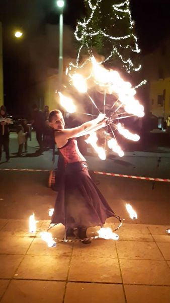 flamazing – Feuershow für jede Gelegenheit