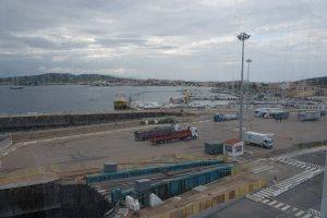 Hafen von Golfo Aranci